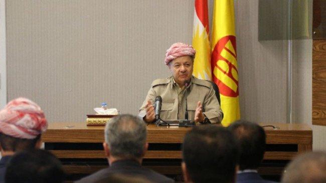 Başkan Barzani: KDP'nin stratejik bir amacı var