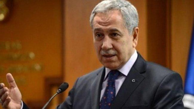 Bülent Arınç'tan Ahmet Türk'e destek