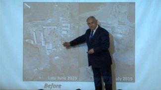 Netanyahu dünyaya duyurdu: Gizli bölgeleri ifşa ettik
