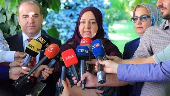 Rewaz Faik: Kürdistan Bölgesi'nin anayasa ihtiyacı var'
