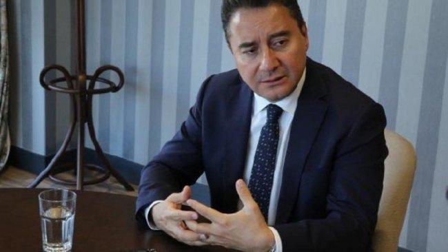 Ali Babacan: Kürt meselesinin çözümü için yeni bir stratejiye ihtiyaç var