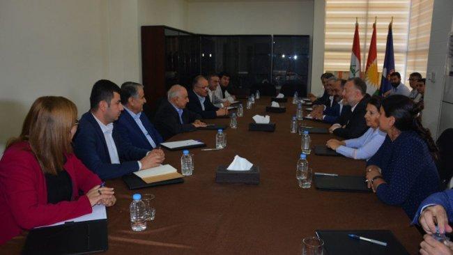 Goran: HDP'yi kardeş parti olarak görüyoruz