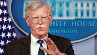 İstifası duyurulan John Bolton'dan ilk açıklama!