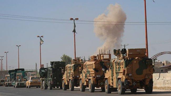 'Türkiye Fırat'ın doğusuna asker gönderemez'
