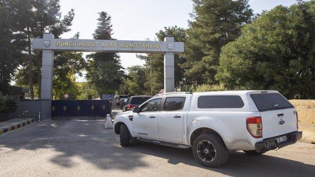 ABD'li komutanlar 'güvenli bölge' için Urfa'da
