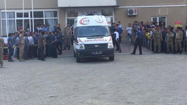 Bitlis'te katliam gibi kaza: 10 ölü