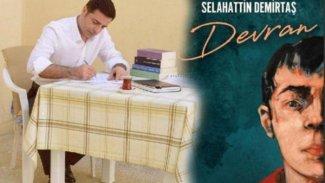 Demirtaş'ın Devran'ı Fransa'nın saygın edebiyat ödülüne aday