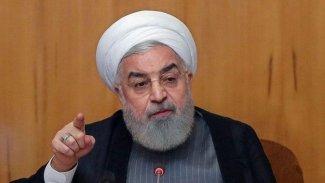 Ruhani'den ABD'ye: Baskıdan vazgeç