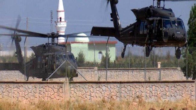 ABD ve Türkiye'den Rojava sınırında dördüncü ortak devriye