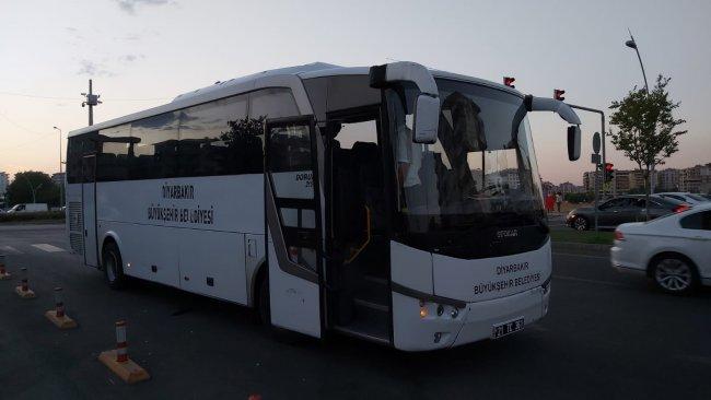 Diyarbakır Büyükşehir Belediyesi, Amedspor servis aracına el koydu