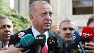 Erdoğan: HDP'nin süreci meclise taşımasına izin vermeyeceğiz