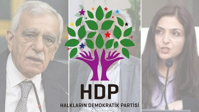 HDP'den kayyumlara karşı imza kampanyası