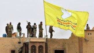 Suriyeli komutandan küstah açıklama: Kürtler işgalci!