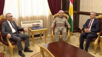 Başkan Barzani Rojava'da Kürt ittifakının oluşamamasından endişeli'