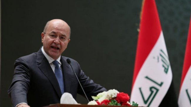 Berhem Salih: Bölgede savaş istemiyoruz