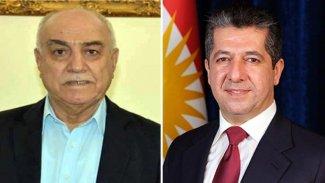 Başbakan'dan Goran Hareketi Genel Başkanı'na tebrik telefonu