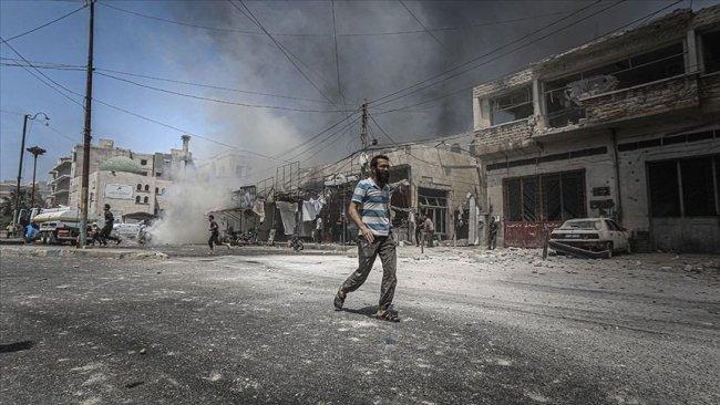 İdlib'de insani koridor açıldı