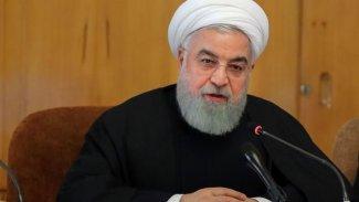 Ruhani: Suriye'nin geleceğine Suriye halkı karar vermeli