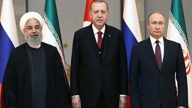 Türkiye- Rusya- İran üçlü zirvesinin odak noktası İdlib