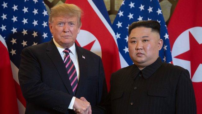 Güney Kore basını:  Kim, Trump'ı ülkesine davet etti