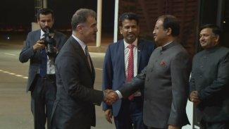 Hindistan Dış İşlerinden Sorumlu Devlet Bakanı Erbil'de