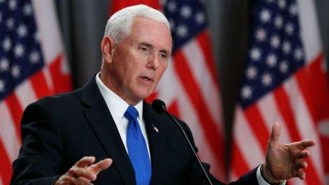 ABD Başkan yardımcısı Pence'den savaş tehdidi