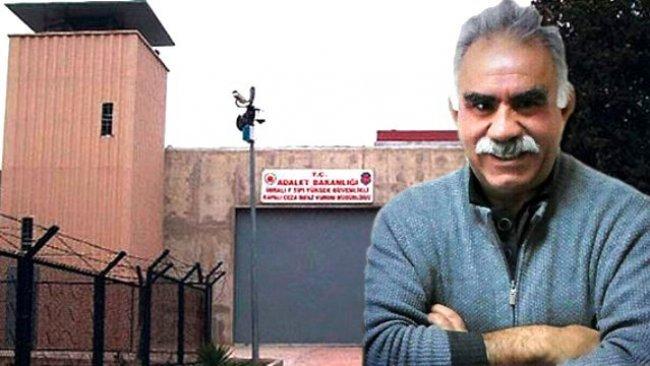 Abdullah Öcalan'a 3 aylık disiplin cezası