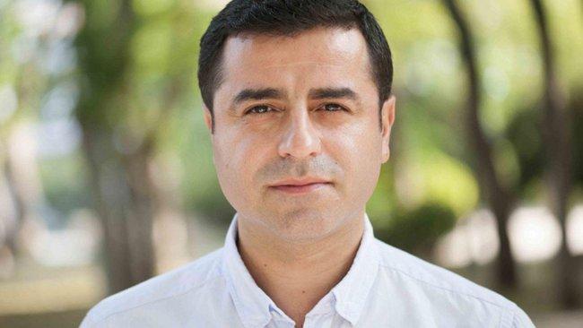 Avrupa Parlamentosu'ndan Demirtaş için 'Sakharov Ödülü' önerisi