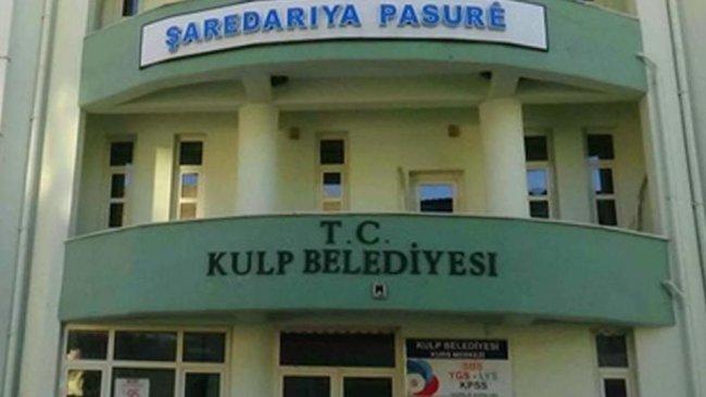 Diyarbakır'ın Kulp Belediyesi'ne kayyum atandı