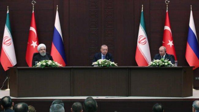 Rusya ve İran'dan üstü kapalı 'Güvenli Bölge' eleştirisi