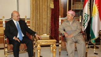 Başkan Barzani Berhem Salih ile görüştü