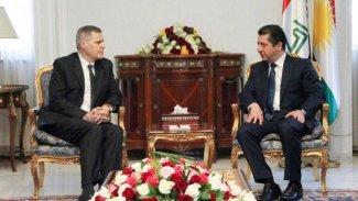 Başbakan, ABD Büyükelçisi Tueller ile görüştü