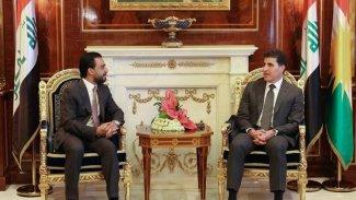 Başkan Neçirvan Barzani, Helbusi'yi kabul etti