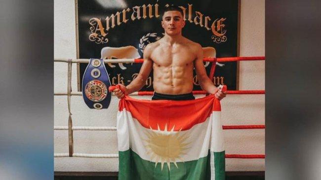'Kürdistan bayrağını tüm dünyada dalgalandırmak istiyorum'