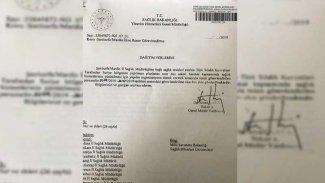 Sağlık Bakanlığı'ndan 'sınır dışı askeri harekat kapsamında' görevlendirme