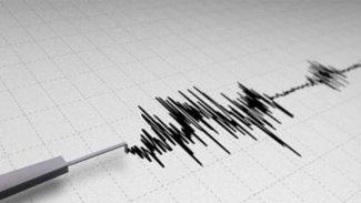 Van'da 3,4 büyüklüğünde deprem