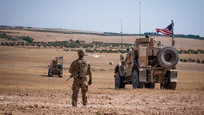 ABD'li komutanlar: Girêspî ve Serekaniyê arasına yoğunlaştık