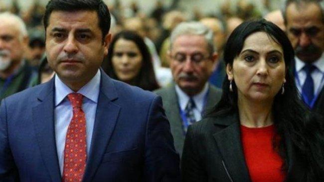 Demirtaş ve Yüksekdağ'a yeniden tutuklama kararı
