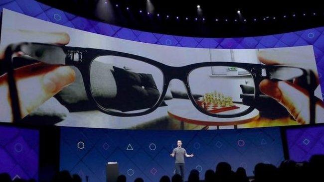 Facebook, telefonların yerini alacak akıllı gözlük geliştiriyor