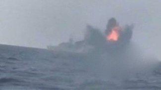 Suudi Arabistan: Bomba yüklü bir gemi yok edildi