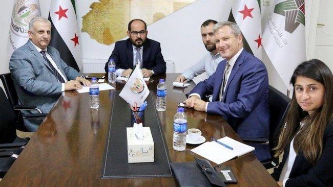 ABD'den Suriyeli muhaliflere YPG teklifi