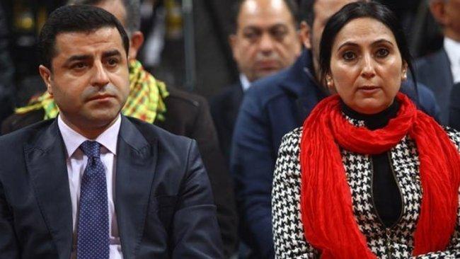 Başsavcılıktan Demirtaş ve Yüksekdağ'ın tutuklanmasına ilişkin açıklama