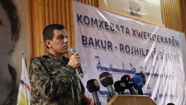 DSG: Sınır güvenliği mekanizması Suriye halklarının menfaatinedir