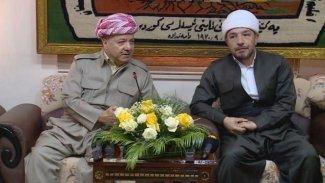 Başkan Barzani: Din ve ulus birbirinden ayrılamaz