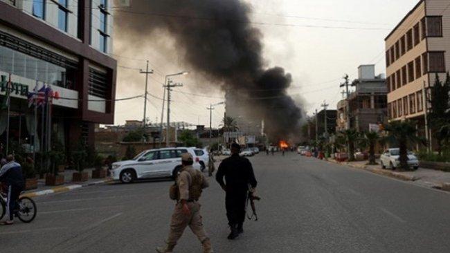 Kerbela saldırısını IŞİD üstlendi