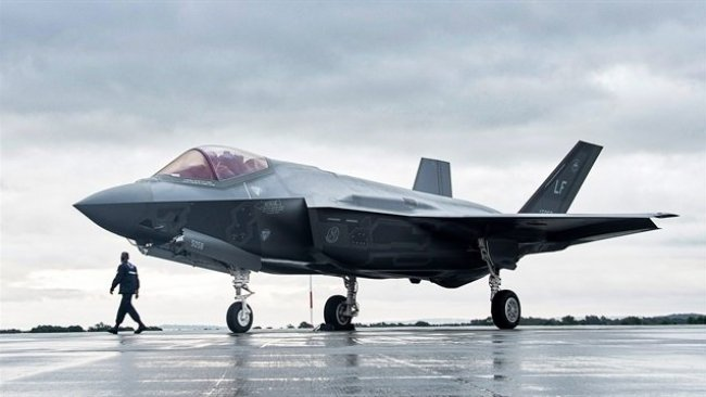 Pentagon: F35'ler S-400'lere karşı koymak için tatbikat yapıyor