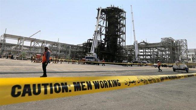 3 ülke Aramco saldırısından İran'ı sorumlu tuttu