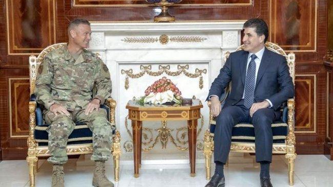 Başkan Neçirvan Barzani, ABD yetkilileri ile Kürdistani bölgeleri görüştü
