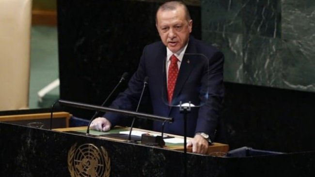 Erdoğan, Türkiye'nin Güvenli Bölge planını açıkladı