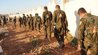 Şam'dan Ankara'ya YPG jesti